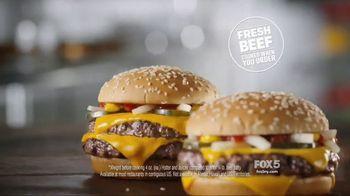 McDonald's Quarter Pounder TV Spot, 'Hot and Juicy' - Thumbnail 6