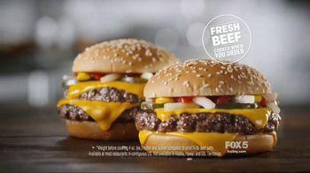 McDonald's Quarter Pounder TV Spot, 'Hot and Juicy' - Thumbnail 7