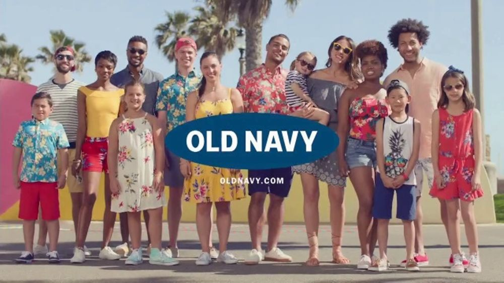 0a97c76f3fe7 Old Navy TV Commercial