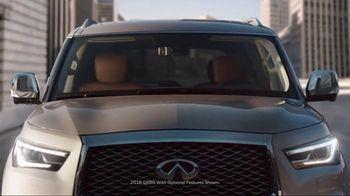2018 Infiniti QX80 TV Spot, 'Thrones' [T1] - Thumbnail 5