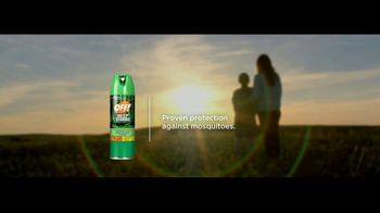 Off! Deep Woods TV Spot, 'Proven Protection'