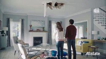 Allstate Claim Rateguard TV Spot, 'Fix It' - Thumbnail 2