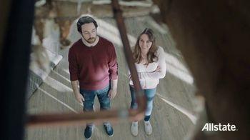 Allstate Claim Rateguard TV Spot, 'Fix It' - Thumbnail 4