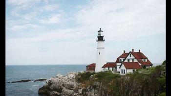 Visit Portland Maine TV Spot, 'Exploring the Oceanfront' - Thumbnail 1