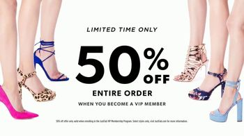 JustFab.com TV Spot, 'Fantastic Shoes: 50% Off'