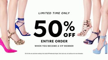 JustFab.com TV Spot, 'Fantastic Shoes: 50 Percent Off' - Thumbnail 8