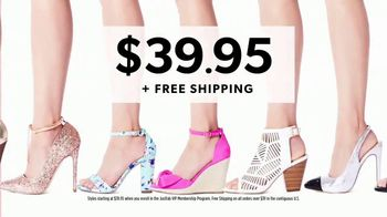 JustFab.com TV Spot, 'Fantastic Shoes: 50 Percent Off' - Thumbnail 7