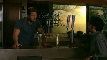 Michelob TV Spot, 'Taking it Seriously' Featuring Chris Pratt - Thumbnail 2