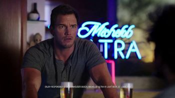 Michelob TV Spot, 'Taking it Seriously' Featuring Chris Pratt - Thumbnail 8