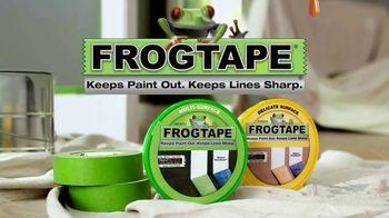 FrogTape TV Spot, 'Paint Block Technology' - Thumbnail 10
