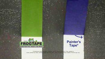 FrogTape TV Spot, 'Paint Block Technology' - Thumbnail 7