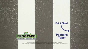 FrogTape TV Spot, 'Paint Block Technology' - Thumbnail 8