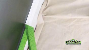 FrogTape TV Spot, 'Paint Block Technology' - Thumbnail 9