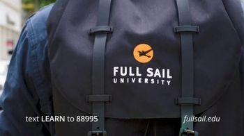 Full Sail University TV Spot, 'Dreamers: Start Here' - Thumbnail 1