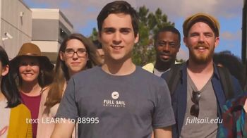 Full Sail University TV Spot, 'Dreamers: Start Here' - Thumbnail 8