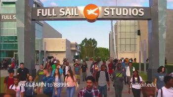 Full Sail University TV Spot, 'Dreamers: Start Here' - Thumbnail 9