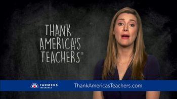 Farmers Insurance TV Spot, 'CBS: Teacher Appreciation' Featuring Zoe Perry - Thumbnail 3