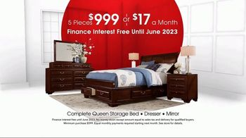 Rooms to Go TV Spot, 'Memorial Day: Storage Beds' - Thumbnail 3