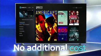 DIRECTV On Demand WatchFest TV Spot, 'Don't Miss WatchFest!' - Thumbnail 7