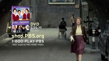 Call the Midwife: The Complete Seventh Season Home Entertainment TV Spot - Thumbnail 10