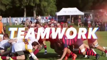 USA Rugby TV Spot, 'D1A College Rugby' - 4 commercial airings