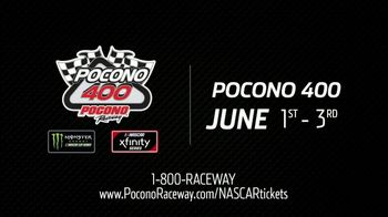 Pocono Raceway TV Spot, 'Pocono 400: Which Seat?' Featuring Jimmie Johnson - Thumbnail 10