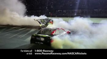Pocono Raceway TV Spot, 'Pocono 400: Which Seat?' Featuring Jimmie Johnson - Thumbnail 7