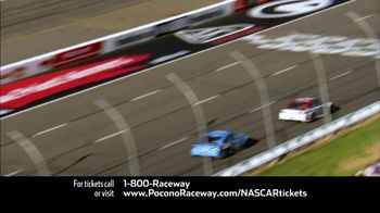 Pocono Raceway TV Spot, 'Pocono 400: Which Seat?' Featuring Jimmie Johnson - Thumbnail 9