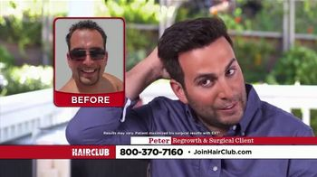 Hair Club TV Spot, 'Proven Hair Loss Solutions for Men and Women' - Thumbnail 9
