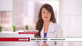 Hair Club TV Spot, 'Proven Hair Loss Solutions for Men and Women' - Thumbnail 1