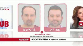Hair Club TV Spot, 'Proven Hair Loss Solutions for Men and Women' - Thumbnail 2