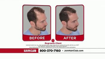 Hair Club TV Spot, 'Proven Hair Loss Solutions for Men and Women' - Thumbnail 3