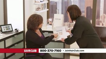 Hair Club TV Spot, 'Proven Hair Loss Solutions for Men and Women'