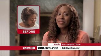 Hair Club TV Spot, 'Proven Hair Loss Solutions for Men and Women' - Thumbnail 7