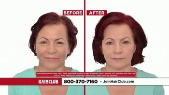 Hair Club TV Spot, 'Proven Hair Loss Solutions for Men and Women' - Thumbnail 8