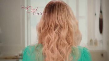 My Curl Perfect TV Spot, 'Take Back Control' - Thumbnail 4