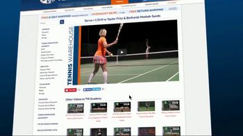 Tennis Warehouse TV Spot, 'Favorite Tennis Drills' Featuring Taylor Fritz - Thumbnail 5