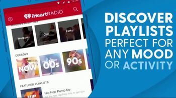 iHeartRadio TV Spot, 'Playlist Radio' - Thumbnail 4