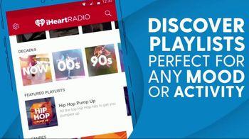 iHeartRadio TV Spot, 'Playlist Radio' - Thumbnail 5