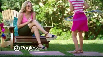 Payless Shoe Source TV Spot, 'Sun Out Fun Out' - Thumbnail 1