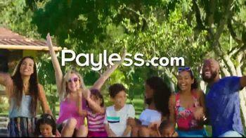 Payless Shoe Source TV Spot, 'Sun Out Fun Out' - Thumbnail 7