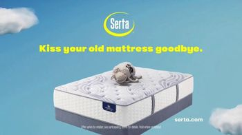 Serta Dare to Compare Mattress Event TV Spot, 'Ann Marie Peebles' - Thumbnail 9