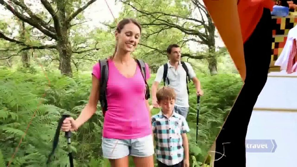 King's Hawaiian TV Commercial, 'Travel Channel: Day Tripping'