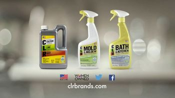 CLR Mold & Mildew Stain Remover TV Spot, 'A Little Cleaner' - Thumbnail 10