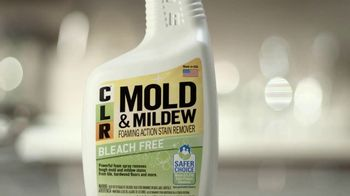 CLR Mold & Mildew Stain Remover TV Spot, 'A Little Cleaner' - Thumbnail 9