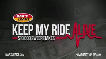 Bar's Leaks Keep My Ride Alive Sweepstakes TV Spot, 'Need Help?' - Thumbnail 1