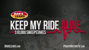 Bar's Leaks Keep My Ride Alive Sweepstakes TV Spot, 'Need Help?'