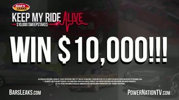 Bar's Leaks Keep My Ride Alive Sweepstakes TV Spot, 'Need Help?' - Thumbnail 5