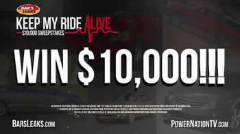 Bar's Leaks Keep My Ride Alive Sweepstakes TV Spot, 'Need Help?' - Thumbnail 6