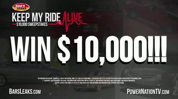 Bar's Leaks Keep My Ride Alive Sweepstakes TV Spot, 'Need Help?' - Thumbnail 7